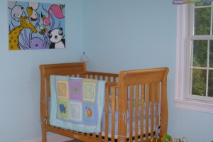 Oh, crib. How I miss ye.